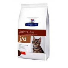 Hills (Хиллс) Prescription Diet Feline j-d -лечение заболеваний суставов 2 кг