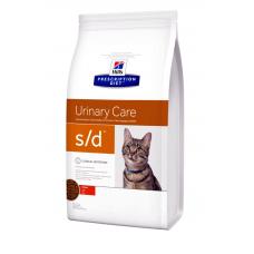 Купить Корм Hills (Хиллс) 1,5 кг, расстворение струвитных камней у кошек, Prescription Diet Feline s-d Фото 1 недорого с доставкой по Украине в интернет-магазине Майзоомаг