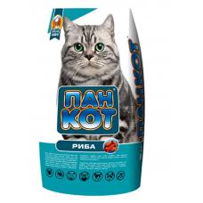 """Пан-Кот """"Рыба"""", сухой корм для кошек с добавлением мяса рыбы (10 кг)"""