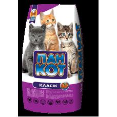 ПАН-КОТ «КЛАСИК» СУХОЙ КОРМ ДЛЯ требовательных кошек, (10 кг)