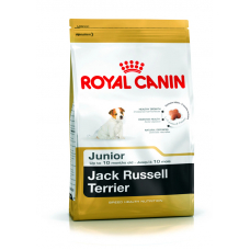 Royal Canin Jack Russell Junior корм для щенков породы джек-рассел-терьер в возрасте до 10 месяцев 3 кг