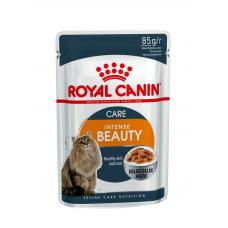 Упаковка Intense Beauty в желе (здоровая кожа, красивая шерсть) 12 шт 85г