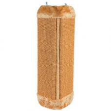 Купить   Trixie 43431 Когтеточка-доска  угловая 32*60 см  коричневая Фото 1 недорого с доставкой по Украине в интернет-магазине Майзоомаг