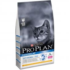 Купить Корм Pro Plan (Про План) 10 кг, для домашних кошек, House Cat Фото 1 недорого с доставкой по Украине в интернет-магазине Майзоомаг