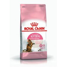 Корм Royal Canin (Роял Канин) 2 кг,  для стерилизованных котят до 12 месяцев