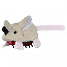 TRIXIE 45798 Игрушка для кошки бегающая мышь