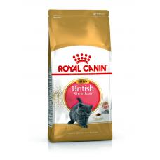 Купить Корм Royal Canin (Роял Канин) 10 кг, корм для британских короткошерстных котят в возрасте до 12 месяцев, Kitten British Shorthair Фото 1 недорого с доставкой по Украине в интернет-магазине Майзоомаг