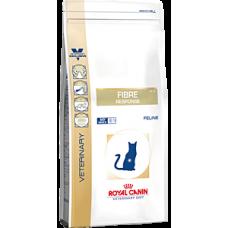 Сухой корм Royal Canin (Роял Канин) 2 кг, для кошек с нарушением пищеварения, Fibre Response Feline