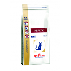 Корм Royal Canin (Роял Канин) 2 кг, диета для кошек при заболевании печени, Hepatic hf26