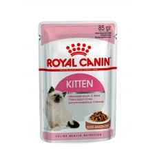 Купить Упаковка Kitten Instinctive 85 г (для котят от 4 до 12 мес.; для кормящих кошек) 12 шт Фото 1 недорого с доставкой по Украине в интернет-магазине Майзоомаг