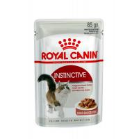 Влажный корм для кошек Royal Canin Instinctive Gravy 85 г, 12 шт