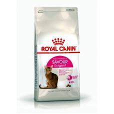 Купить Корм Royal Canin (Роял Канин), 4 кг, для кошек привередливых и чувствительных к вкусу продукта, Exigent Savour Фото 1 недорого с доставкой по Украине в интернет-магазине Майзоомаг