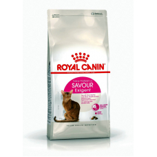 Купить Корм Royal Canin (Роял Канин), 10 кг, для кошек привередливых и чувствительных к вкусу продукта, Exigent Savour Фото 1 недорого с доставкой по Украине в интернет-магазине Майзоомаг