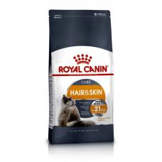 Корм Royal Canin (Роял Канин) 10 кг для кошачьего здоровья кожи и шерсти, Hair&Skin