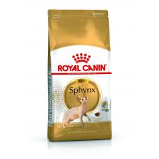 Купить Корм Royal Canin (Роял Канин), 2 кг, для кошек  сфинксов от 1 года, Sphynx Фото 1 недорого с доставкой по Украине в интернет-магазине Майзоомаг