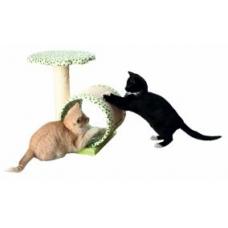 Купить TRIXIE 43080 Когтеточка для котят Calina зеленая 40 см Фото 1 недорого с доставкой по Украине в интернет-магазине Майзоомаг