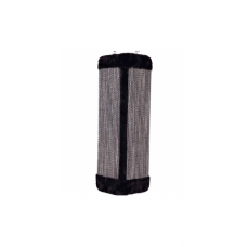 TRIXIE 43167 Когтеточка подвесная угловая 32*60 см черная