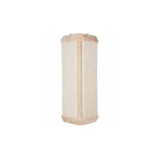 TRIXIE 43168 Когтеточка угловая настенная 40*75 см беживая