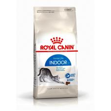 Купить Корм Royal Canin (Роял Канин) 4 кг, для кошек постоянно живущих в помещении, от 1 до 10 лет, Indoor 27 Фото 1 недорого с доставкой по Украине в интернет-магазине Майзоомаг