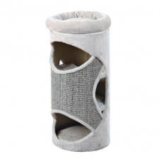 Купить TRIXIE 43376 Домик-когтеточка Gracia 85 см светло серый Фото 1 недорого с доставкой по Украине в интернет-магазине Майзоомаг