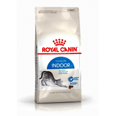 Корм Royal Canin (Роял Канин) 2 кг, для кошек постоянно живущих в помещении, от 1 до 10 лет, Indoor 27