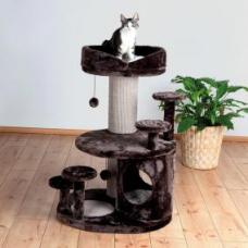 Купить TRIXIE 44930 Игровой комплекс для котов Сеньор кот - Эмиль 96 см коричнево бежевый Фото 1 недорого с доставкой по Украине в интернет-магазине Майзоомаг