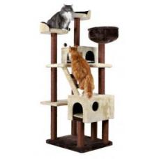 TRIXIE 47001 Игровой комплекс для котов Felicitas 190 см коричнево бежевый