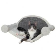 TRIXIE 49920 Гамак для котов 54*28*33 см кремовый