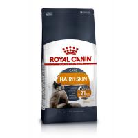 Корм Royal Canin (Роял Канин) 4 кг, для кошачьего здоровья кожи и шерсти, Hair&Skin