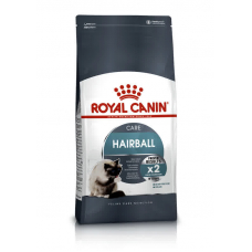 Сухой корм Royal Canin (Роял Канин) 2 кг, для выведения комков шерсти у кошек, Intense Hairball