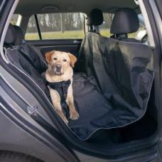 Купить TRIXIE 13472 Покрывало для заднего сиденья в автомобиле 1.45 × 1.60 м чёрное Фото 1 недорого с доставкой по Украине в интернет-магазине Майзоомаг