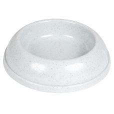Trixie 24441 Миска пластмассовая для котов   0.25 л 12 см