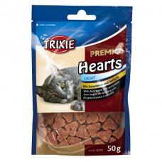 Купить TRIXIE 42705  СЕРДЕЧКИ  УТКА И САЙДА PREMIO HEARTS 50 г Фото 1 недорого с доставкой по Украине в интернет-магазине Майзоомаг