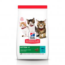 Купить HILL'S SCIENCE PLAN Kitten Сухий Корм для Кошенят з Тунцем 1,5 кг Фото 1 недорого с доставкой по Украине в интернет-магазине Майзоомаг