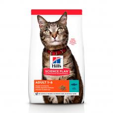Купить HILL'S SCIENCE PLAN Adult Сухий Корм для Котів з Тунцем 10 кг Фото 1 недорого с доставкой по Украине в интернет-магазине Майзоомаг