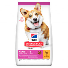 Купить HILL'S SCIENCE PLAN Adult Small & Mini Сухий Корм для Собак з Куркою 1,5 кг Фото 1 недорого с доставкой по Украине в интернет-магазине Майзоомаг