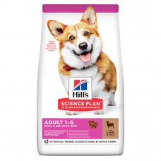 Купить HILL'S SCIENCE PLAN Adult Small & Mini Сухий Корм для Собак з Ягням і Рисом 1,5 кг Фото 1 недорого с доставкой по Украине в интернет-магазине Майзоомаг