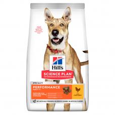 Купить HILL'S SCIENCE PLAN Adult Performance Сухий Корм для Собак з Куркою 14 кг Фото 1 недорого с доставкой по Украине в интернет-магазине Майзоомаг