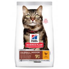 Купить HILL'S SCIENCE PLAN Mature Adult Hairball & Indoor Сухий Корм для Котів з Куркою 1,5 кг Фото 1 недорого с доставкой по Украине в интернет-магазине Майзоомаг