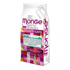 MONGE CAT Hairball - 10 кг