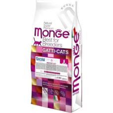 MONGE CAT Indoor - 10 кг