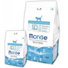 MONGE CAT Kitten - 1,5 кг
