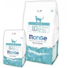 MONGE CAT Hairball - 1,5 кг