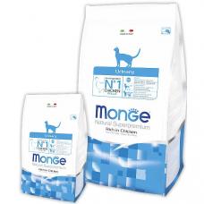 Купить MONGE CAT Urinary - 1,5 кг Фото 1 недорого с доставкой по Украине в интернет-магазине Майзоомаг