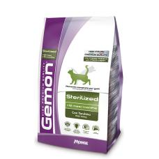 GEMON CAT Sterilized с индейкой - 1,5 кг