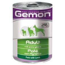Купить GEMON DOG WET Adult паштет с ягненком - 400 г Фото 1 недорого с доставкой по Украине в интернет-магазине Майзоомаг
